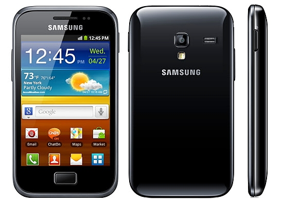 Samsung GALAXY Ace Plus Root Your Samsung Galaxy Ace Plus S7500 & Install CWM Recovery
