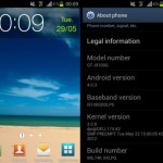 Official ICS For Samsung Galaxy S2 I9100G Available