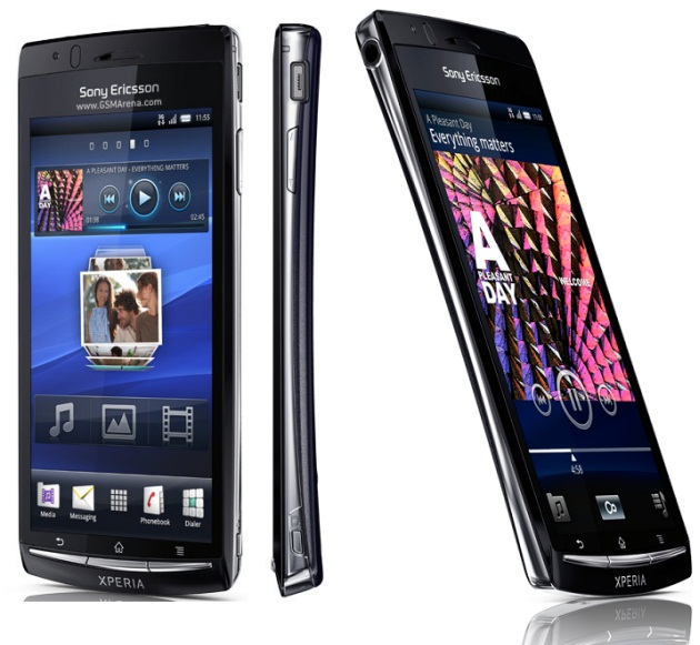 Sony Ericsson XPERIA Arc AOSP CM10 Jelly Bean ROM for Sony Xperia Arc/Arc S