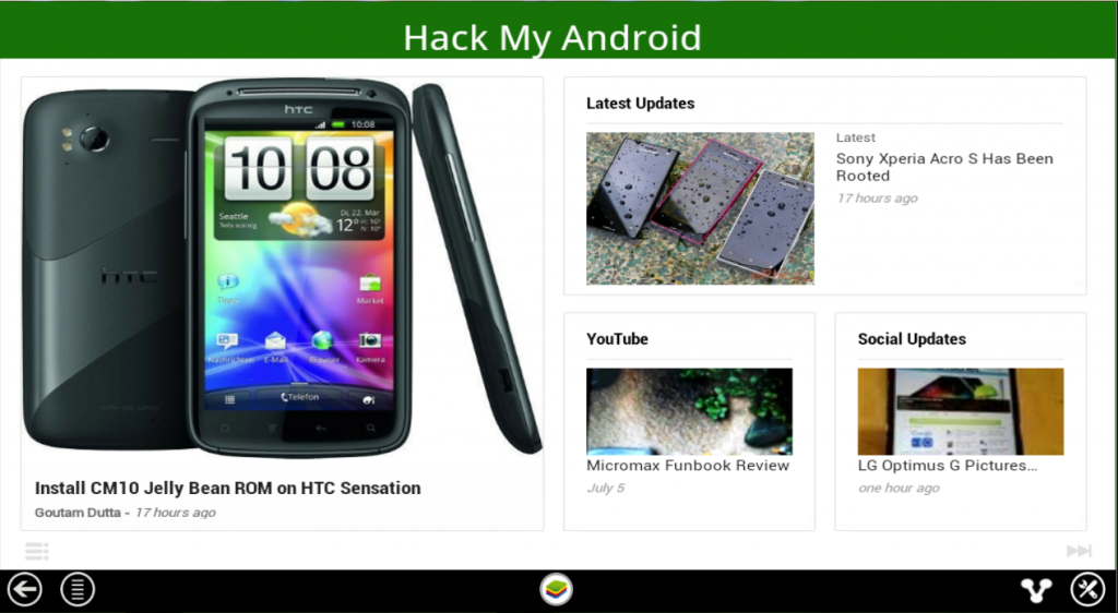 Hack My Android on Google Currents