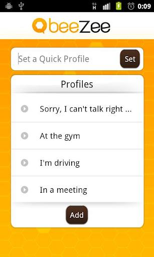 send sms automatically