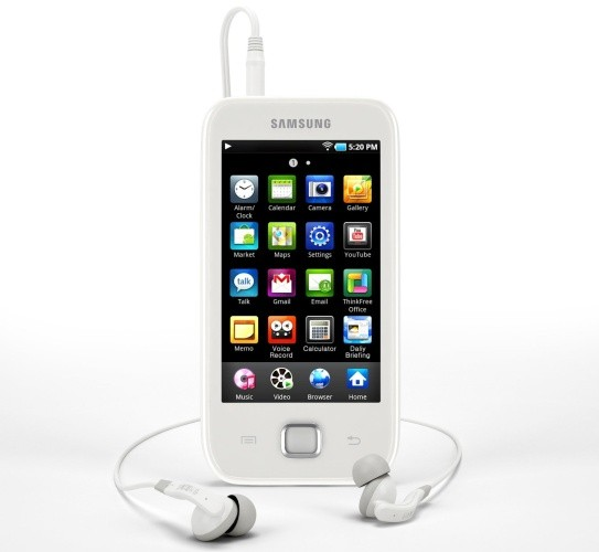 1 2 11 galaxyplayer500 Root Samsung Galaxy Player 5.0 Easily