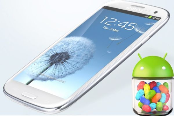 jelly bean for Samsung Galaxy S3