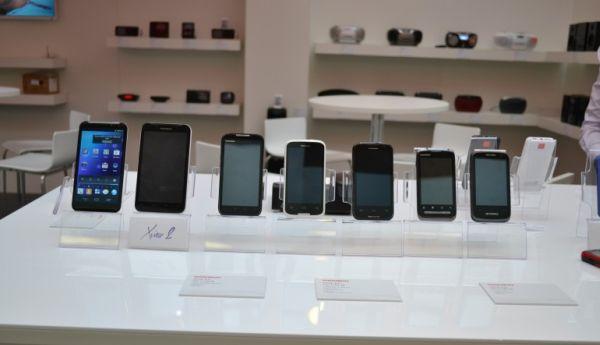 Thomson Dual Sim ICS Phones