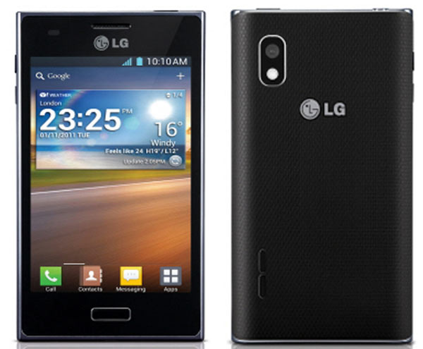 LG Optimus L5 image6736 Root your LG Optimus L5 E610 Easily