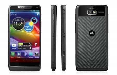 Jelly Bean for Motorola RAZR M
