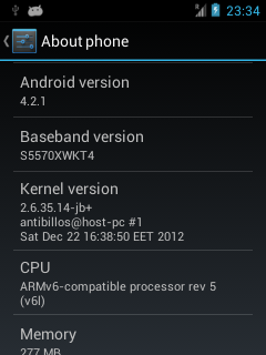 device 2012 12 22 233452 Install CM10.1 Android 4.2 Jelly Bean ROM on Samsung Galaxy Mini GT S5570