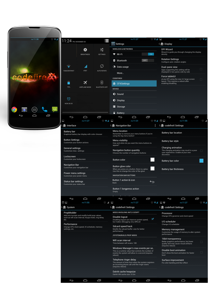sNCLZ HTC Desire HD Gets AOSP Based Android 4.2.1 Jelly Bean ROM