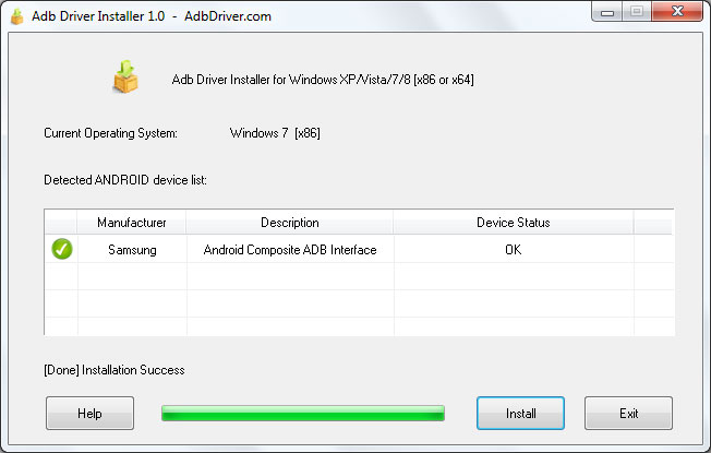 ADB Driver Installer Download USB Drivers For Your Android Device