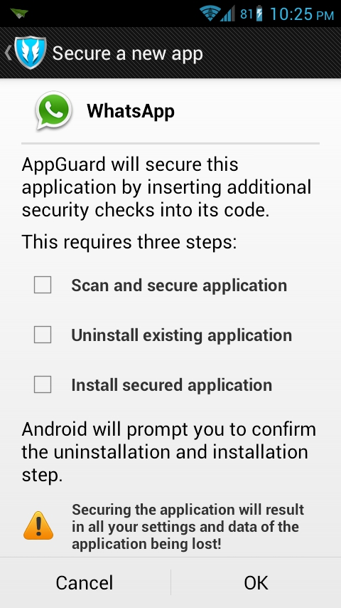 Secure app How To Install Whatsapp On Any Android Tablet