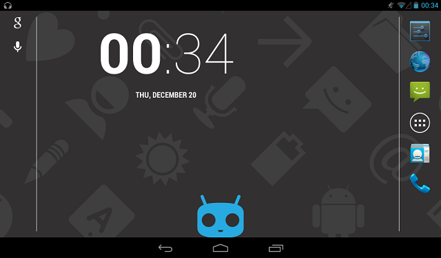 TBGwA Get CyanogenMod 10.1 Android 4.2.1 Jelly Bean on your Samsung Galaxy Tab 2 (P3100/P3110/P3113)