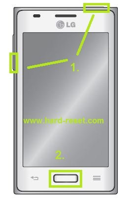 CWM for LG Optimus L5 ClockWorkMod (CWM) Touch Recovery For LG Optimus L5