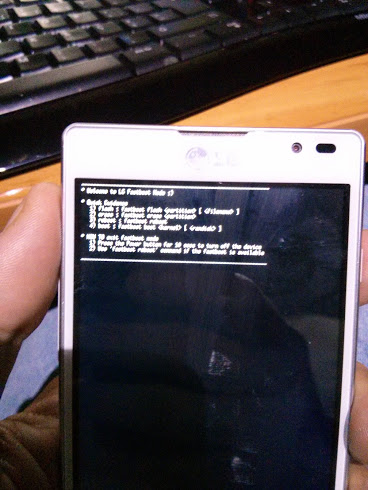 IMG 20130313 223412 Unlock LG Optimus L9 Bootloader Running Jelly Bean & Flash CWM Image