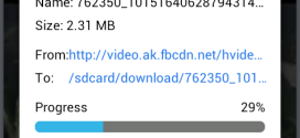 Tip: Download Videos from Facebook for Android via ES File Explorer