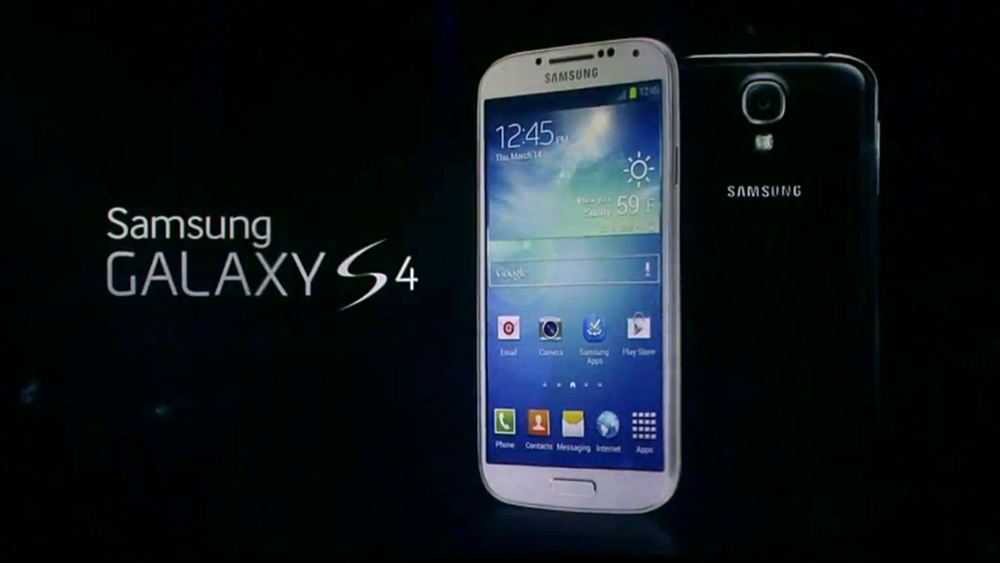 how to add google search bar to samsung galaxy s4