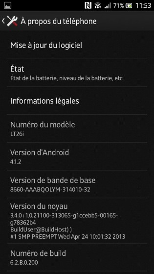 Xperia S JB 315x560 Sony Xperia S Gets Official Jelly Bean Update [6.2.B.0.200]