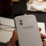 Nexus 4 Painted in White And Android 4.3 Onboard To Debut On June 10th