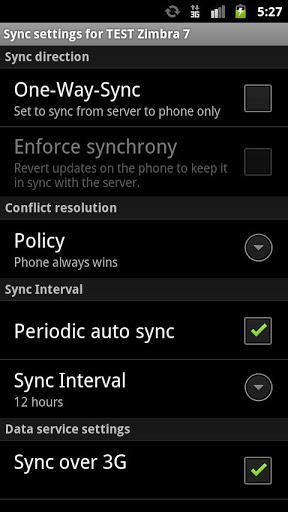 Sync way