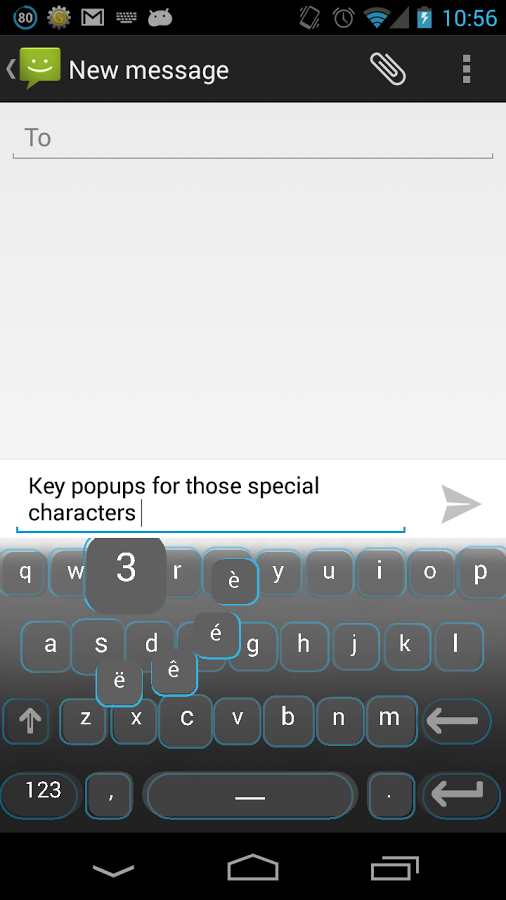 Dynamic-Keyboard-Android
