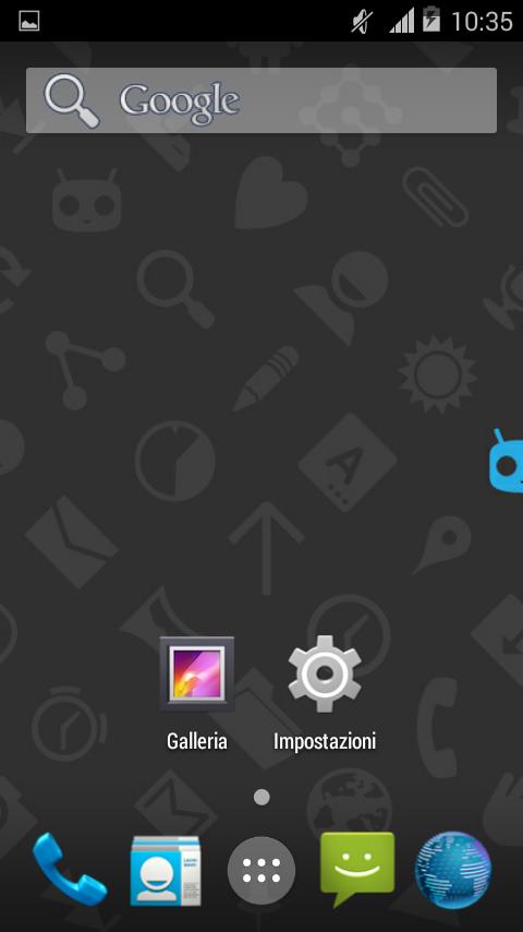 Android 4.4. Xperia U