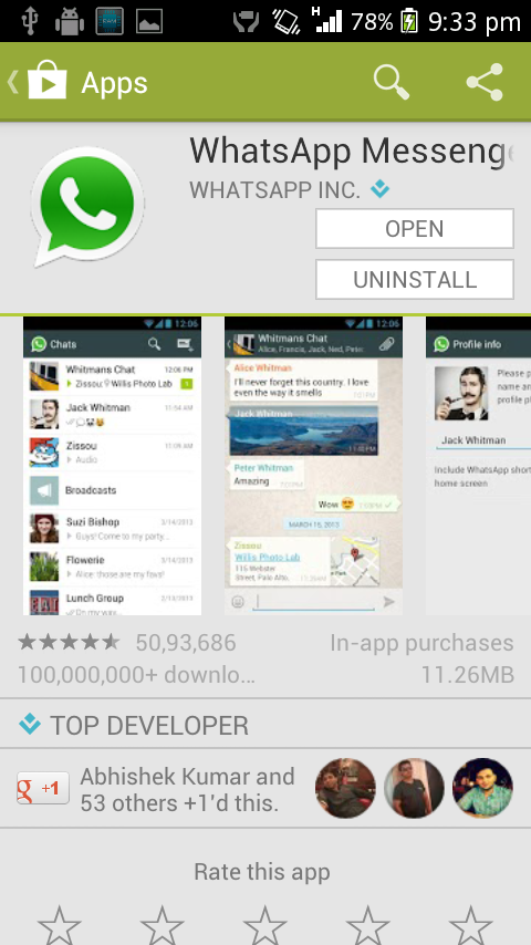 Screenshot 2013 12 06 21 33 45 [APK DOWNLOAD] Google Play Store 4.5.10 With IAP Indicator, Activity Sharing & More