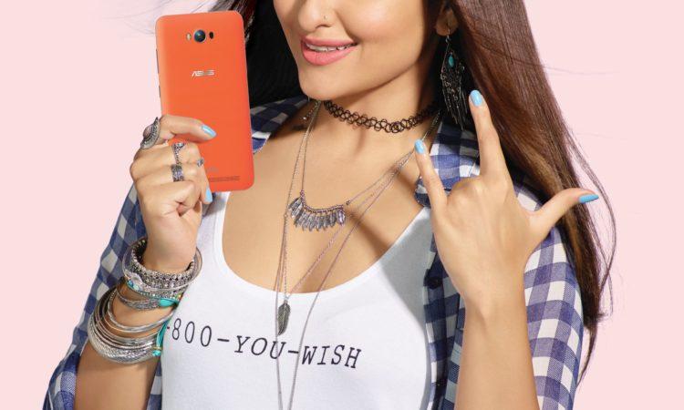Sonakshi Sinha_ASUS Brand Ambassador